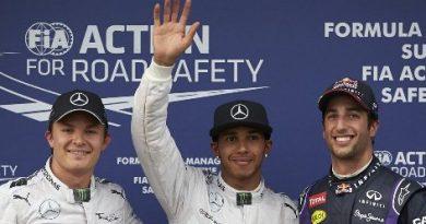 F1: Lewis Hamilton marca a pole para o GP da Austrália