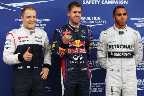 F1: Sebastian Vettel larga na pole no Canadá