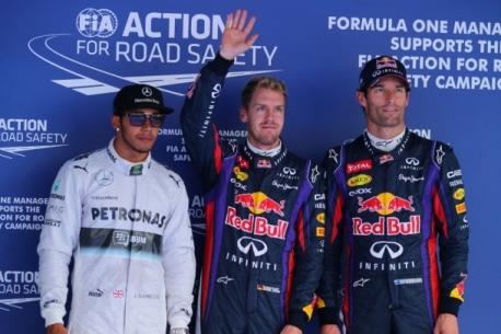 F1: Sebastian Vettel marca a pole na Coreia do Sul