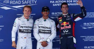 F1: Lewis Hamilton marca a pole na Espanha