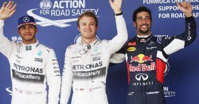 F1: Nico Rosberg sai na pole em Austin