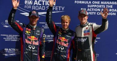 F1: Sebastian Vettel marca a pole em Monza