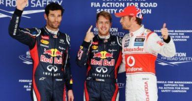 F1: Sebastian Vettel marca a pole em Suzuka