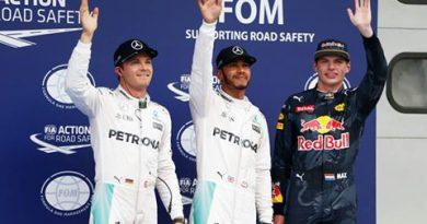 F1: Lewis Hamilton marca a pole-position para o GP da Malásia