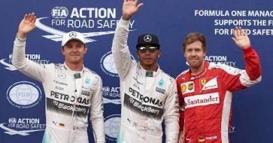 F1: Lewis Hamilton marca a pole-position em Mônaco