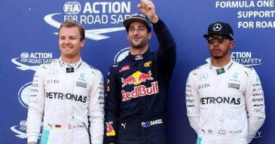 F1: Daniel Ricciardo quebra hegemonia da Mercedes e marca a pole em Mônaco
