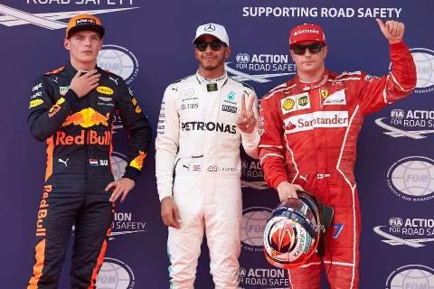 F1: Lewis Hamilton marca a pole-position para GP da Malásia