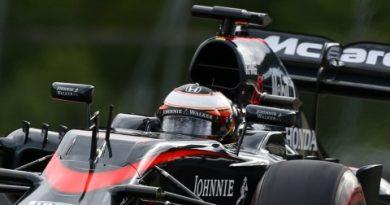 F1: Stoffel Vandoorne é o mais rápido nos testes de pneus