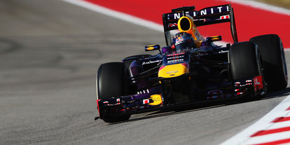 F1: Sebastian Vettel vence nos EUA