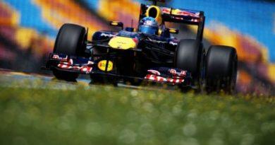 F1: Com facilidade Sebastian Vettel vence na Turquia