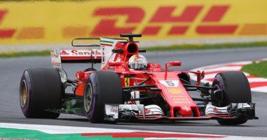 F1: Sebastian Vettel é o mais rápido no terceiro treino na Áustria