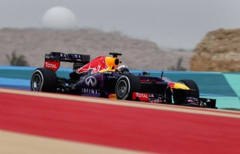 F1: Vettel estende o contrato por um ano e fica na Red Bull até 2015