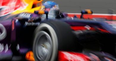 F1: Sebastian Vettel é o mais rápido na Índia