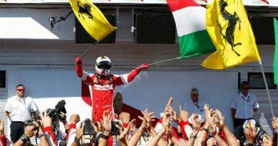 F1: Em prova movimentada, Sebastian Vettel vence GP da Hungria