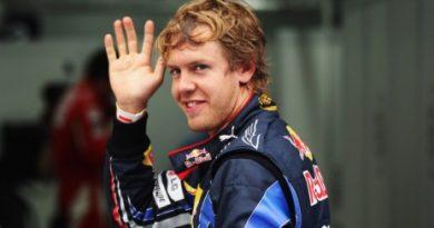 F1: Sebastian Vettel sai na pole na Coreia do Sul