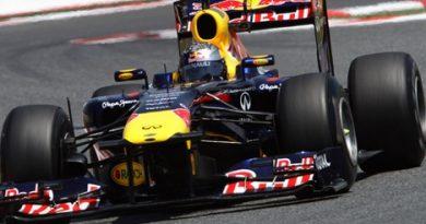F1: Sebastian Vettel vence GP da Espanha