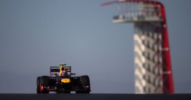 F1: Sebastian Vettel marca a pole nos EUA