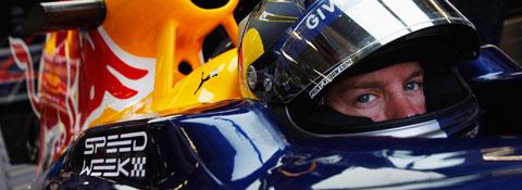 F1: Vettel e Red Bull ratificam domínio sobre rivais. Button mal