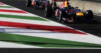 F1: Sebastian Vettel faz o melhor tempo no terceiro treino em Monza