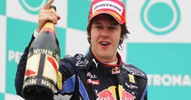 F1: Sebastian Vettel vence GP da Malásia. Felipe Massa lidera o campeonato