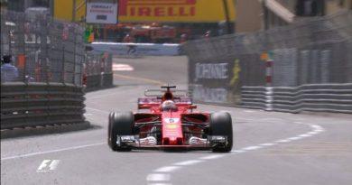 F1: Sebastian Vettel é o mais rápido nos treinos livres em Mônaco