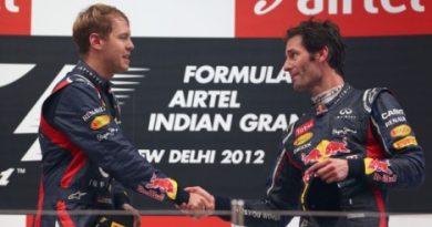 F1: Sebastian Vettel vence na Índia
