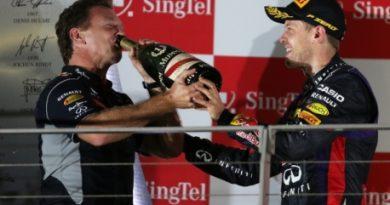F1: De ponta a ponta, Sebastian Vettel vence GP de Cingapura