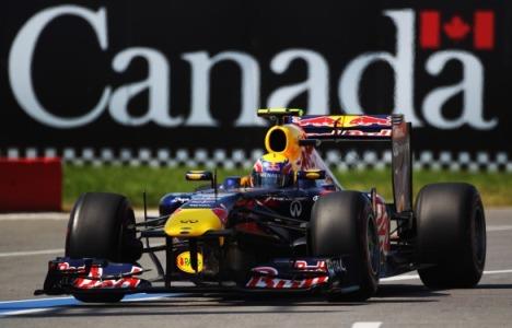 F1: Sebastian Vettel marca a pole para o GP do Canadá