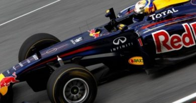 F1: Vettel elogia circuito da Turquia e mantém pés no chão