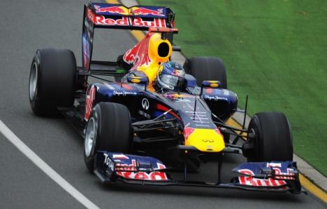 F1: Com tranquilidade Sebastian Vettel vence GP da Austrália