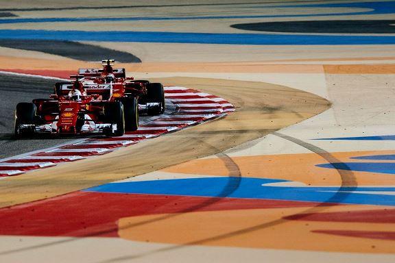 F1: Sebastian Vettel mantém domínio no Bahrein