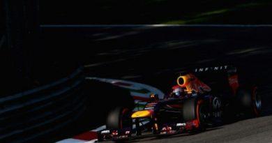 F1: Sebastian Vettel é o mais rápido em Monza
