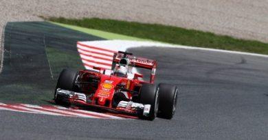 F1: Sebastian Vettel é o mais rápido no primeiro dia de testes em Barcelona