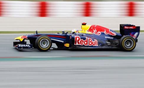 F1: Vettel é o mais rápido na manhã em Barcelona
