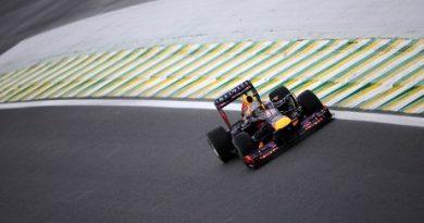 F1: Sebastian Vettel vence GP do Brasil