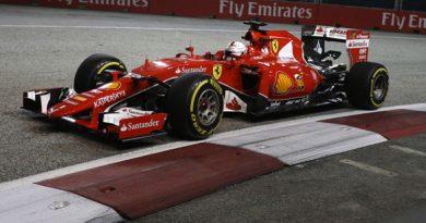 F1: De ponta a ponta, Sebastian Vettel vence em Cingapura
