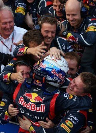 F1: Sebastian Vettel vence na Coreia do Sul e assume liderança do campeonato