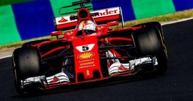 F1: Sebstian Vettel vence GP da Hungria