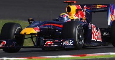 F1: Debaixo de chuva, Webber é o melhor do treino