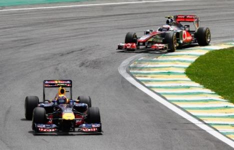F1: Mark Webber vence no Brasil