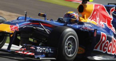 F1: De ponta a ponta Webber vence GP da Inglaterra
