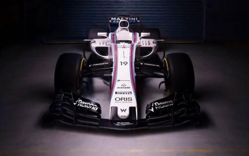 F1: Williams apresenta o FW40