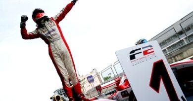 F2: Mirko Bortolotti vence as duas provas em Nurburgring