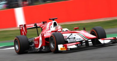 F2 Charles Leclerc e Nicholas Latifi vencem em Silverstone