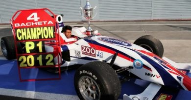 F2: Luciano Bacheta é o Campeão de 2012
