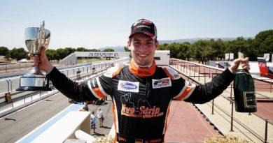F2: Matheo Tuscher e Markus Pommer vencem na França