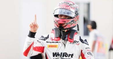 F2: Nobuharu Matsushita conquista a pole-position em Monza