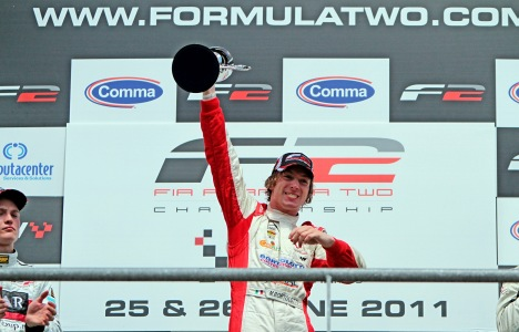 F2: Mirko Bortolotti vence em Spa e assume liderança do campeonato