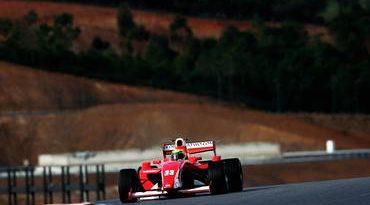 F2: André Negrão encerra testes na F2 e aprova experiência
