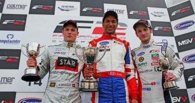 F2: Luciano Bacheta vence em Silverstone